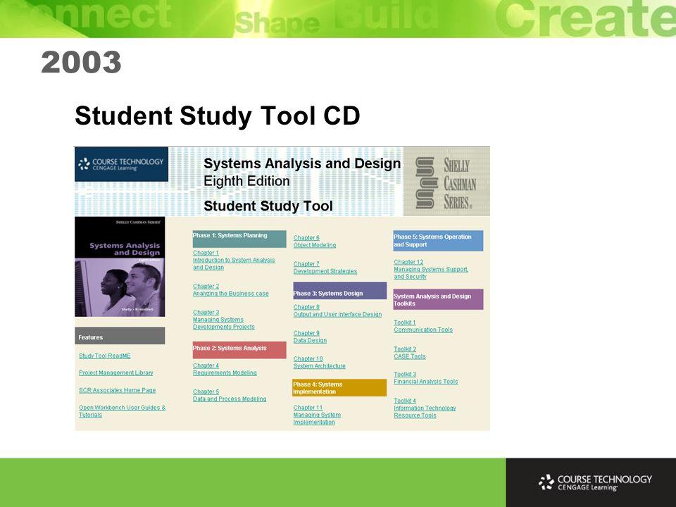 Student Study Tool CD 2003