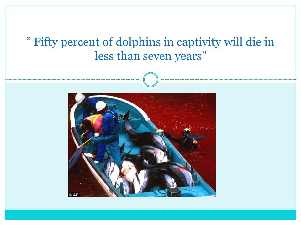 EMILIE LEVERT ALEXANDER DUNLAP NAN DANEHOWER Is it Cruel and Unusual to Keep Sea Animals in Captivity?