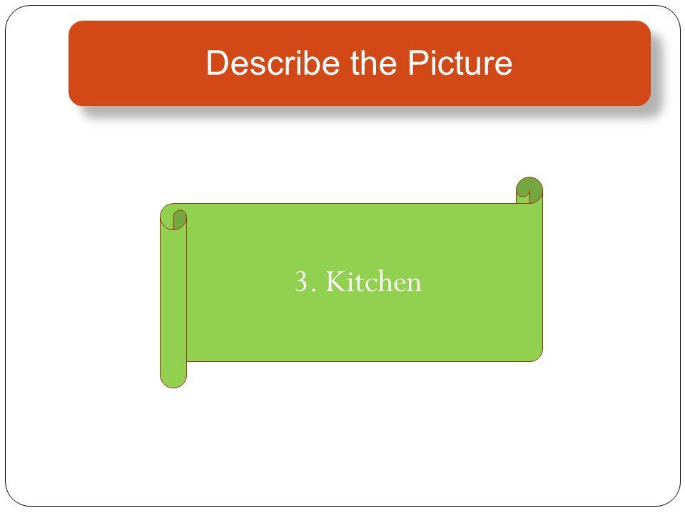 2. Garden Describe the Picture