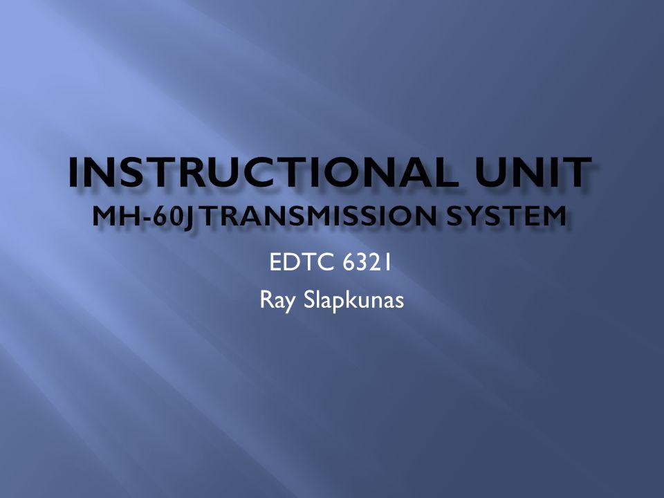 EDTC 6321 Ray Slapkunas