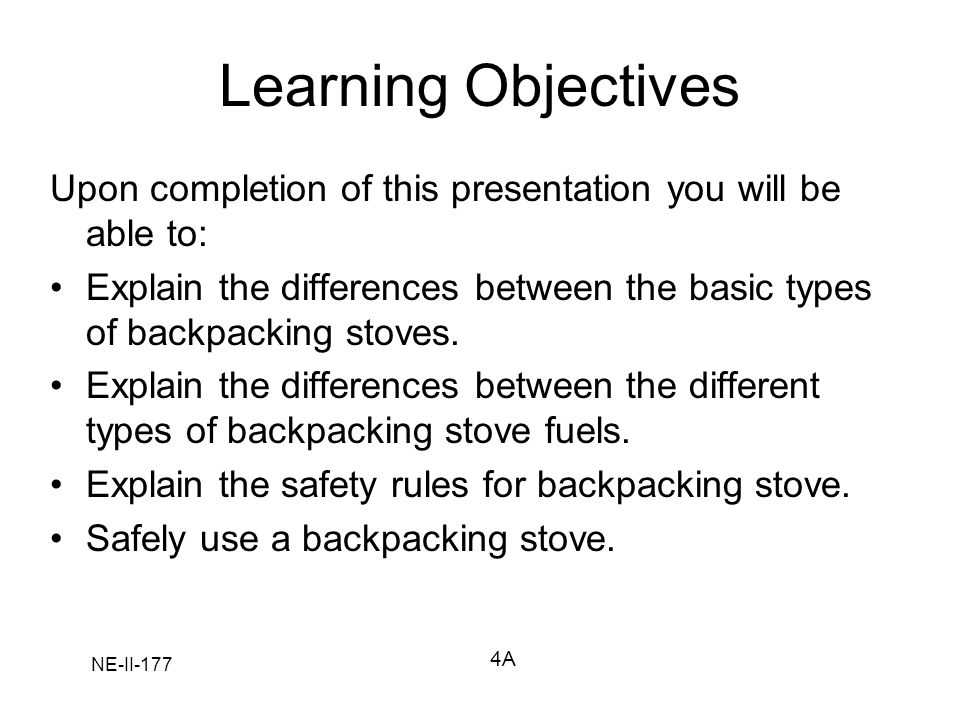 NE-II-177 Effective Skills Instruction The steps in effective skills instruction: Objective Discovery Teaching and Learning Application Evaluation 25