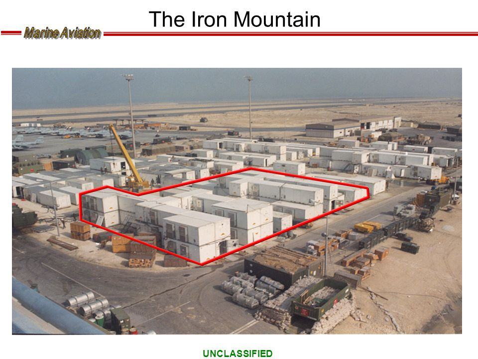 UNCLASSIFIED The Iron Mountain
