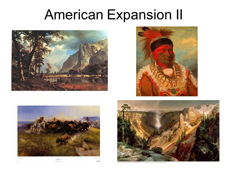 American Expansion II