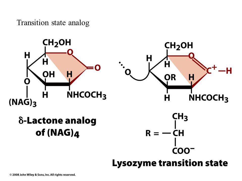 Transition state analog