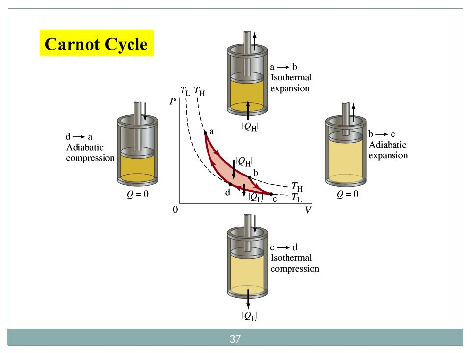 37 Carnot Cycle