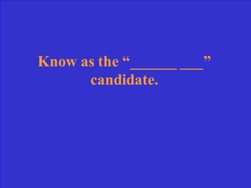 Who is John C. Calhoun