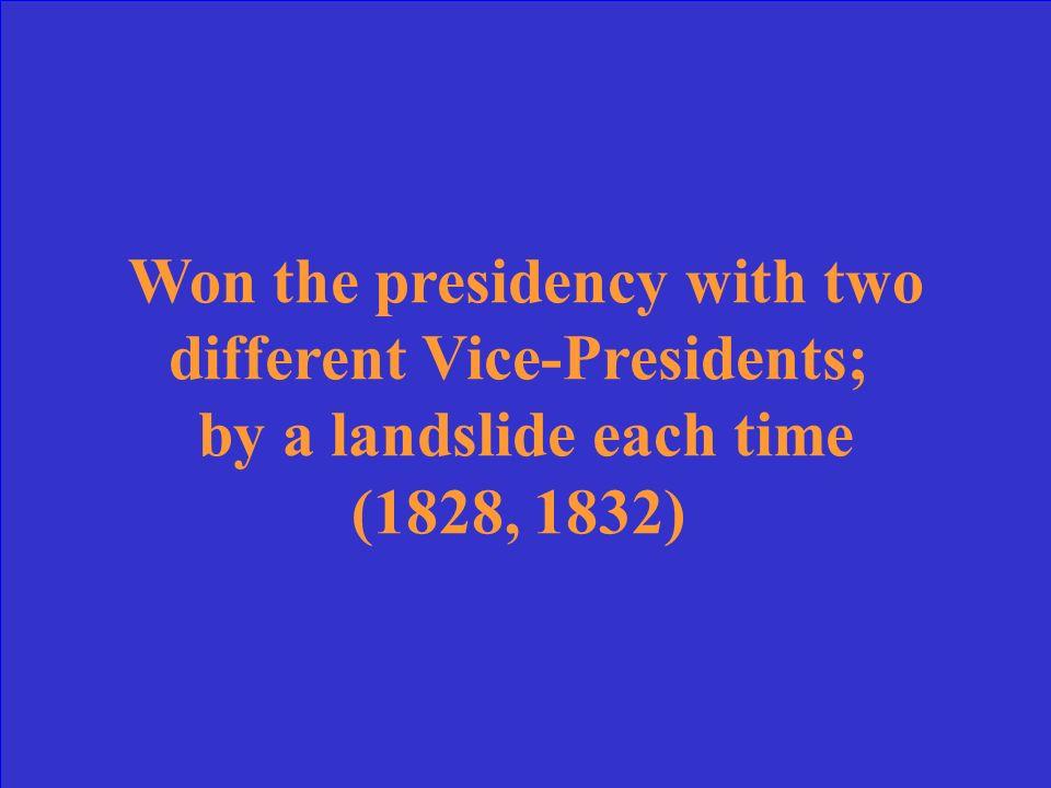 Who is John Quincy Adams?