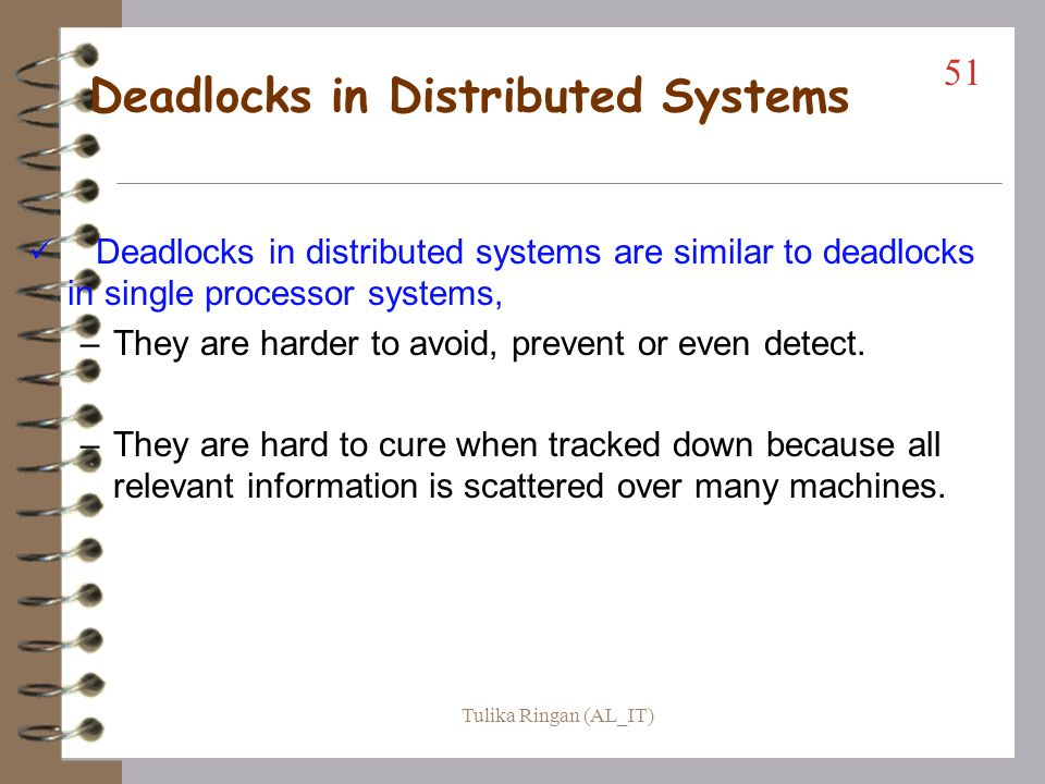 System Model System have Only Reusable Resources Processes are allowed only exclusive access to resources.