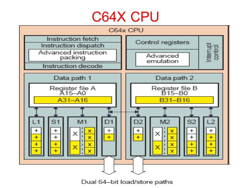 C64X CPU