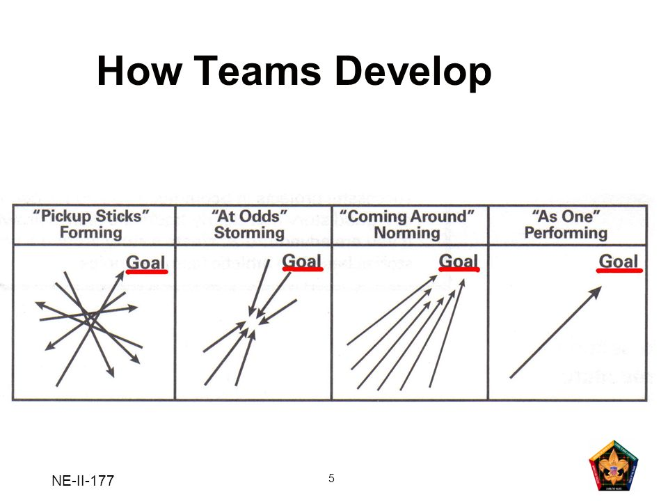 NE-II-177 5 How Teams Develop