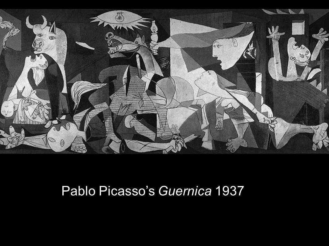 Pablo Picassos Guernica 1937