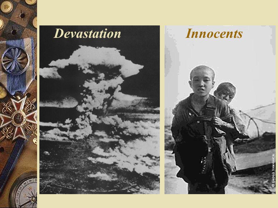 12. Hiroshima/Nagasaki Little Boy and Fat Man