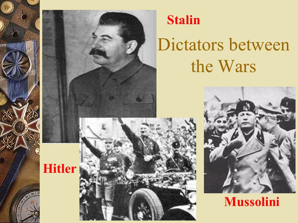 Rise of fascism in Italy - Benito Mussolini