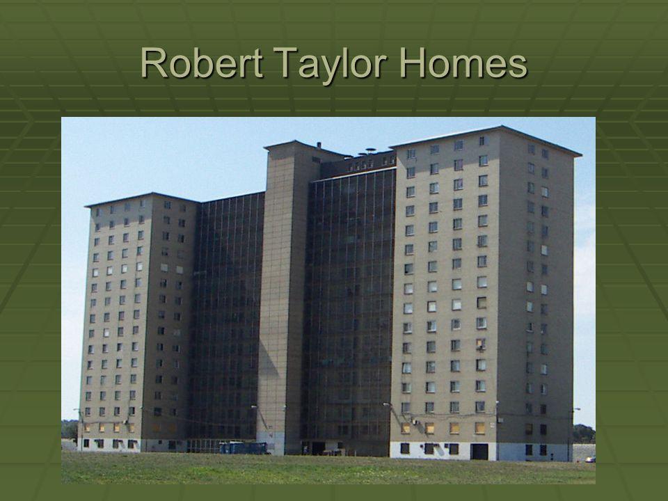 Robert Taylor Homes