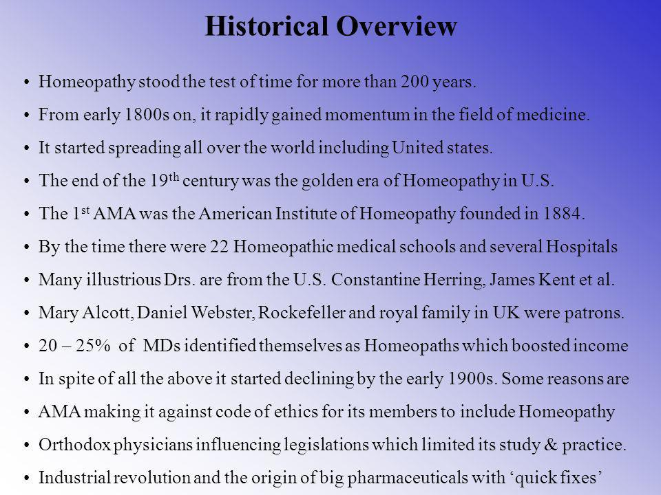 Birth of Homeopathy Homeopathy was originated by Dr. Samuel Hahnemann a German Physician and Biochemist towards the end of the 18 th century. Dr. Hahn