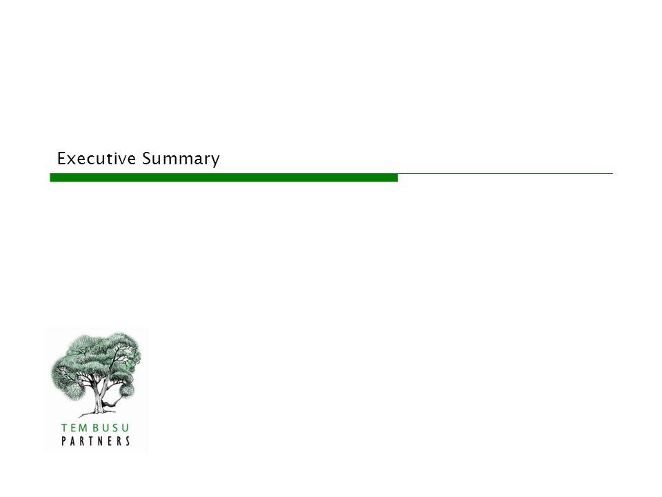 Tembusu Growth Fund II Executive Summary 5 Founded by Mr.