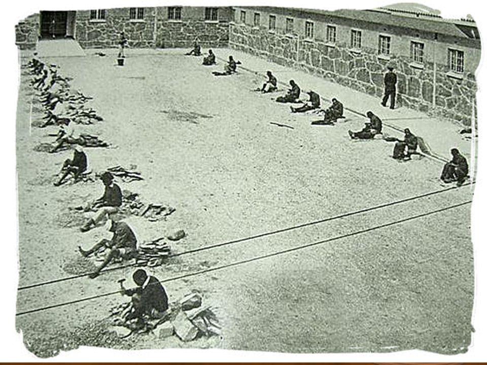 Rodden Island Prison