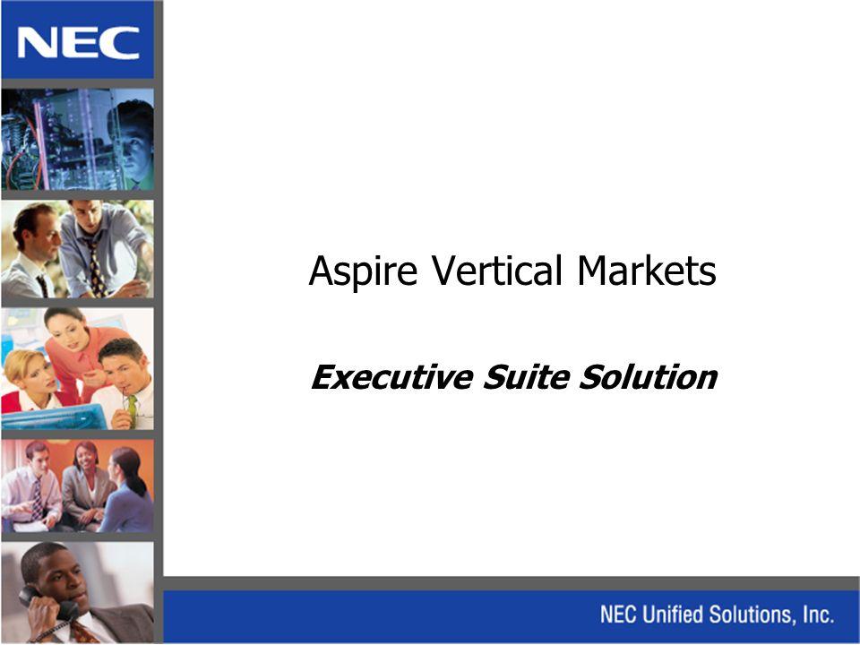 Aspire Vertical Markets Executive Suite Solution