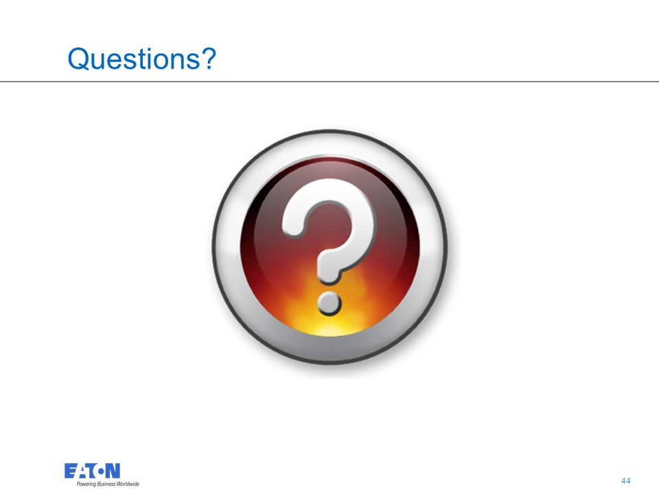 44 Questions