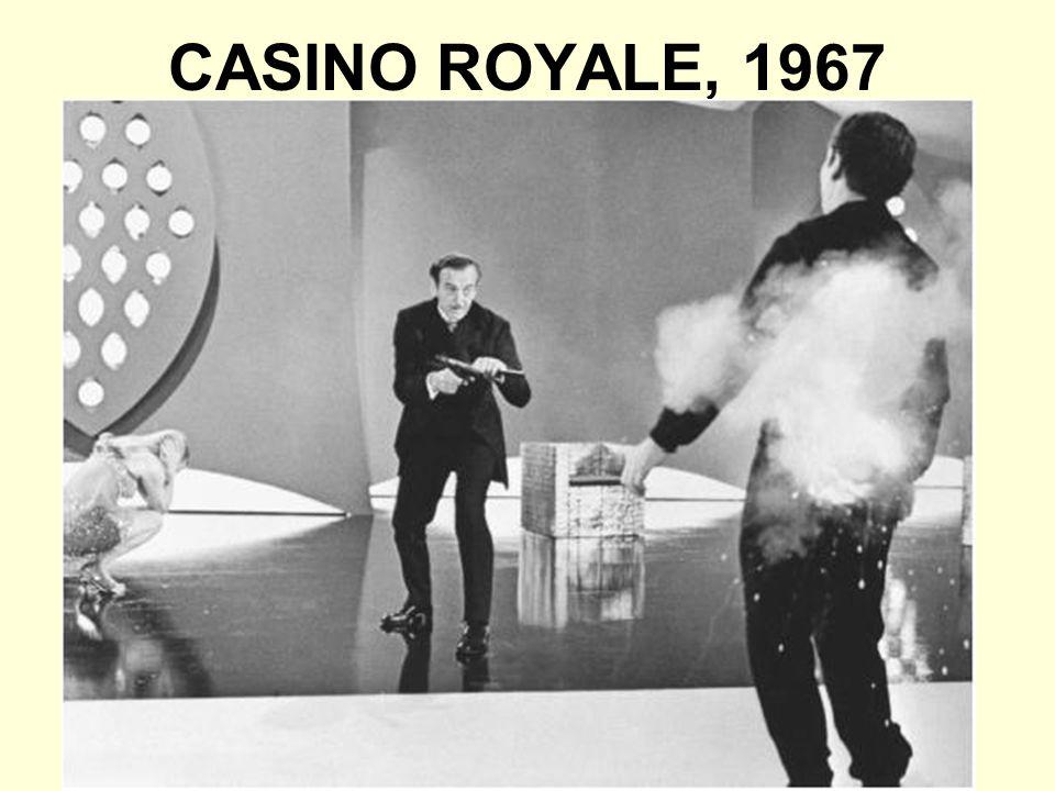 CASINO ROYALE, 1967