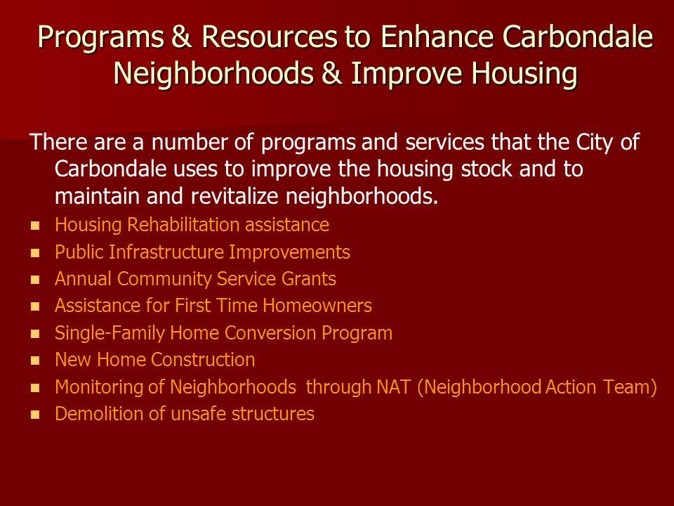 Exterior Conditions improper trash storage, fence in disrepair, improper repair of siding, windows, etc.