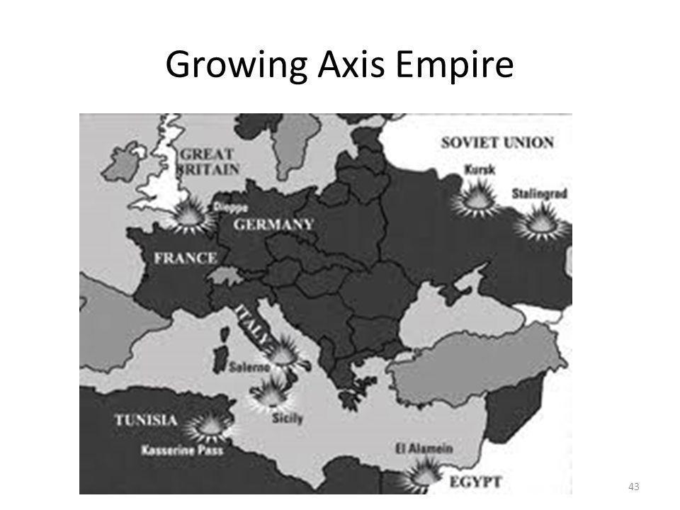 Growing Axis Empire 43
