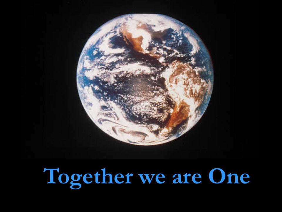 Together we are One