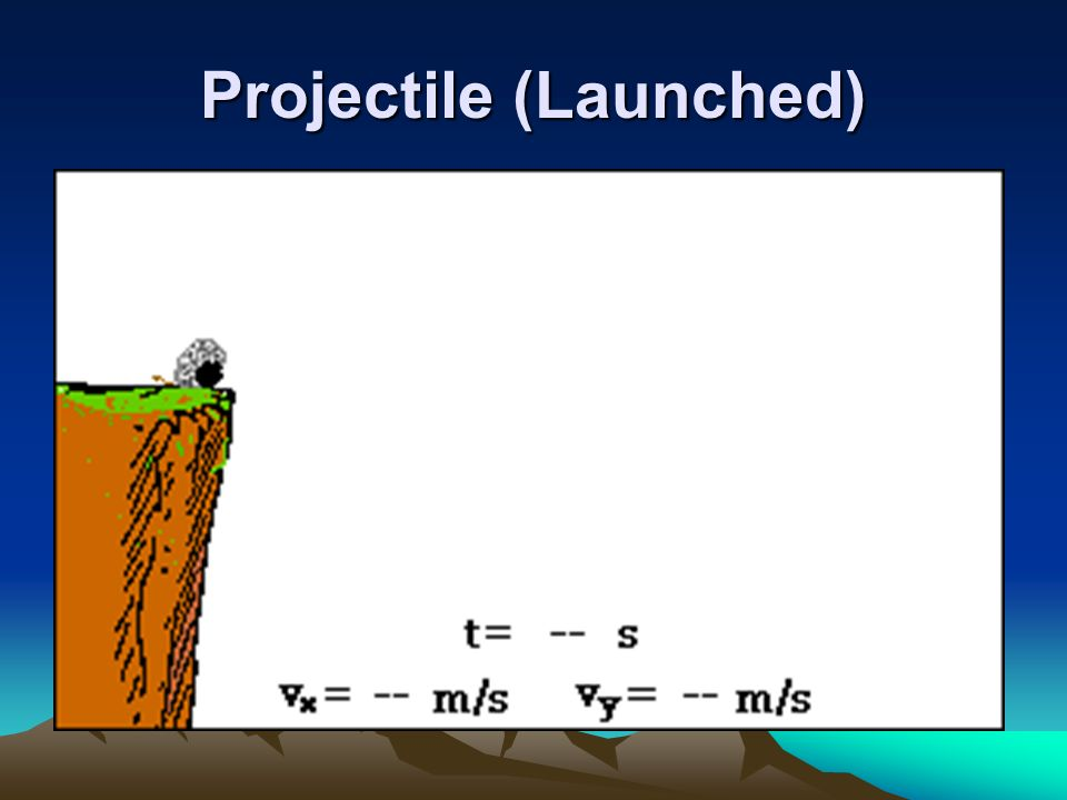 Projectile (Launched)