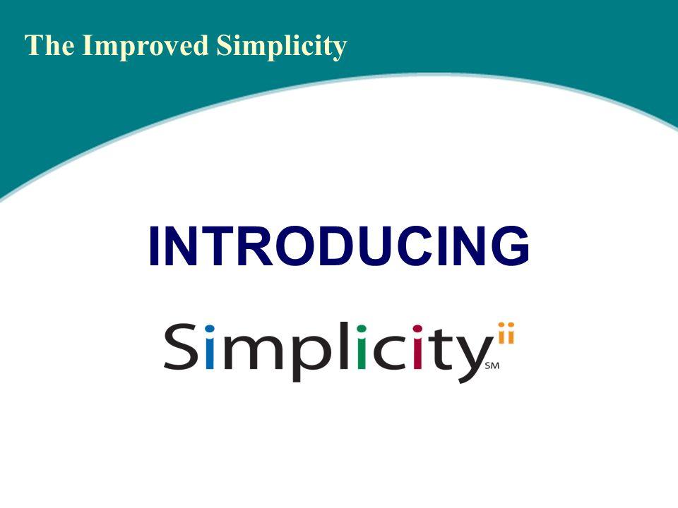 Simplicity ii Value Design # 1