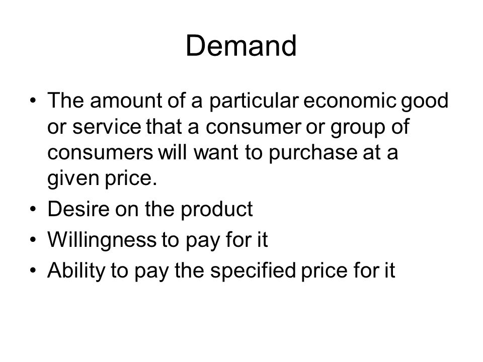 Contd., Cardinal Utility –Utility derived on consuming every unit of product or service is assumed to be measurable exactly in terms of money that the consumer is prepared to pay for another unit of a commodity.