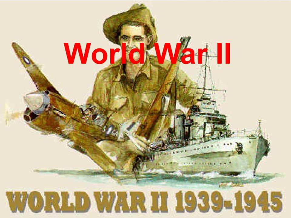 1 World War II