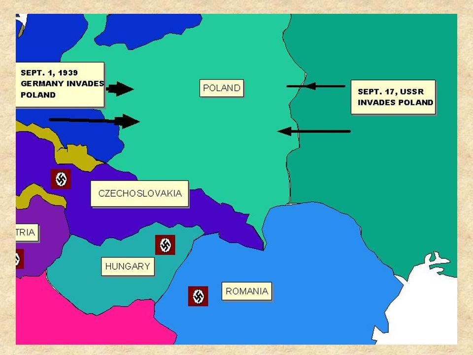 14 HITLER INVADES POLAND:SEPTEMBER 1, 1939