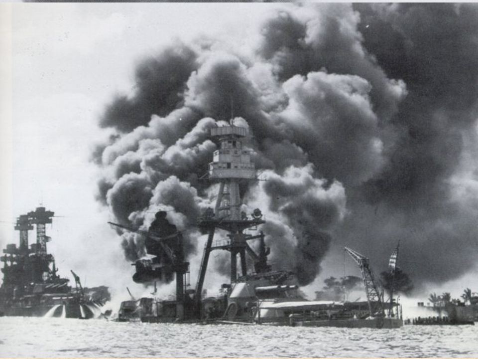 33 Pearl Harbor at a Glance On December 7, 1941 at 7:55 AM, Japanese bombers attacked the US fleet at Pearl Harbor, Hawaii. The surprise attack destro