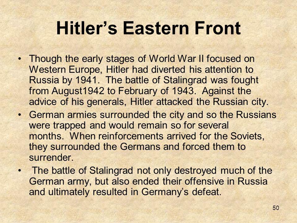 49 World War II 1943