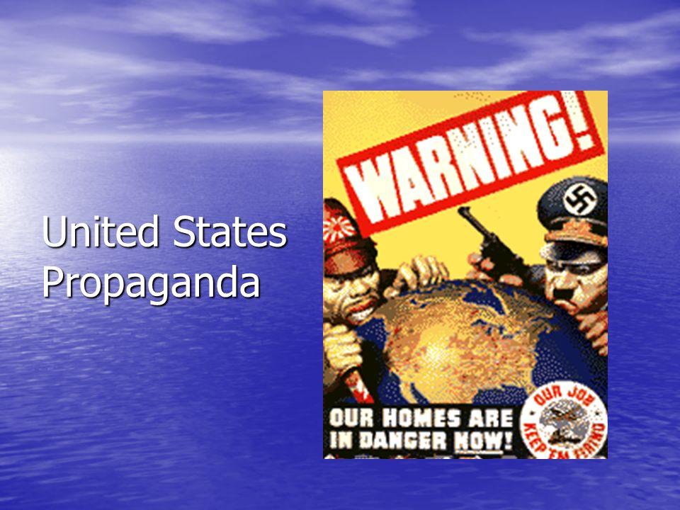 United States Propaganda
