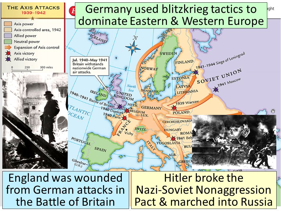 As the Allies pushed into Germany & Poland, troops discovered & liberated concentration & death camps Liberation of Nazi Concentration Camps (2.16)
