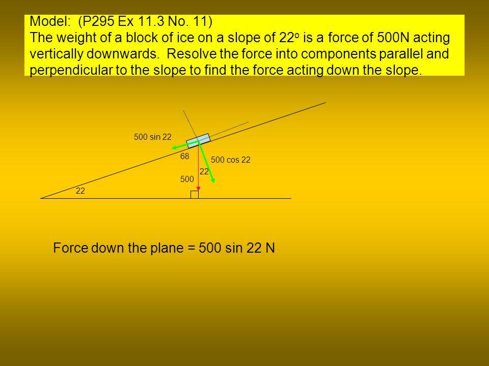 Model: (P295 Ex 11.3 No.