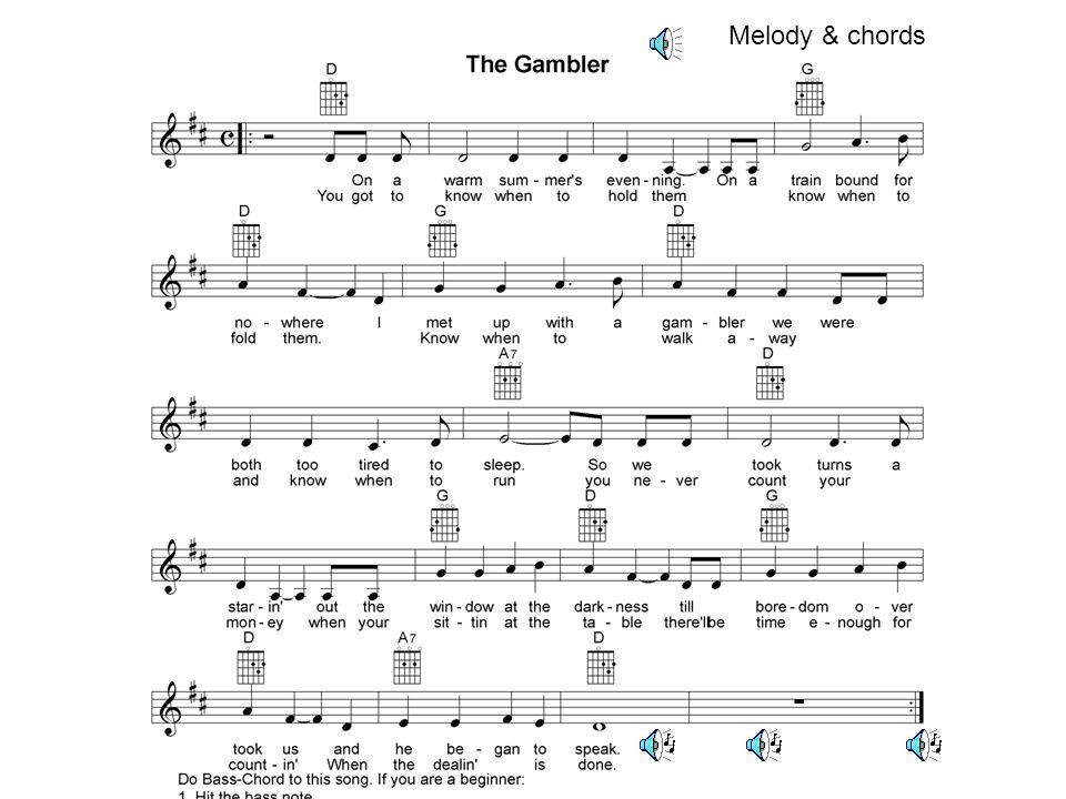 Melody & chords