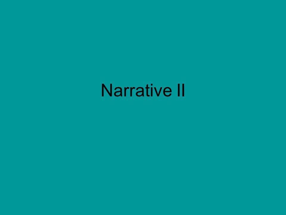 Narrative II