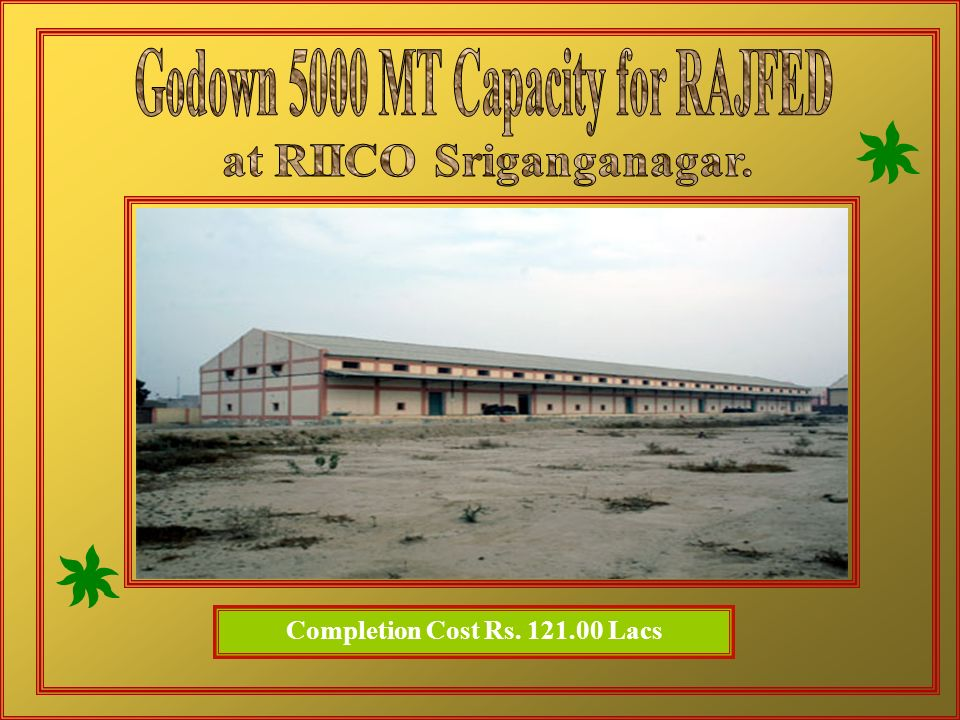 Completion Cost Rs. 179.00 Lacs