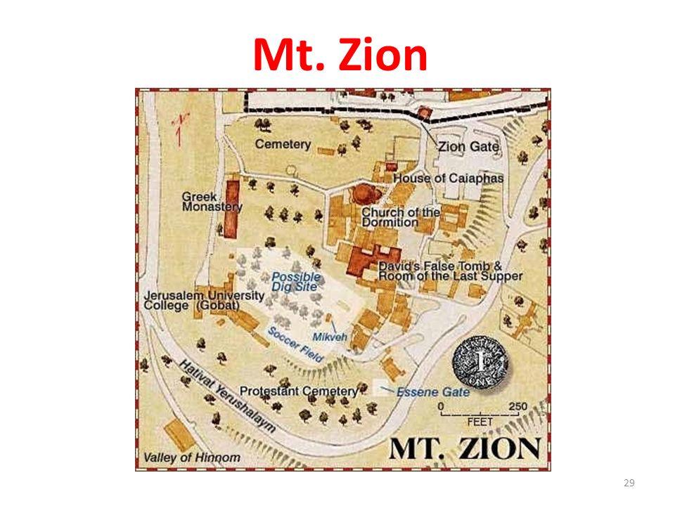 Mt. Zion 29