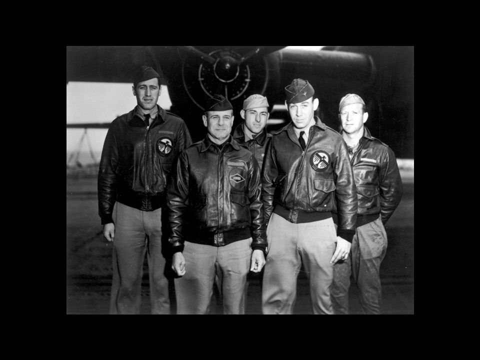 The Doolittle Raid (April 18, 1942) In an attempt to strike back as soon as possible Lt. Col. James Doolittle leads a flight of heavy bombers off a ca