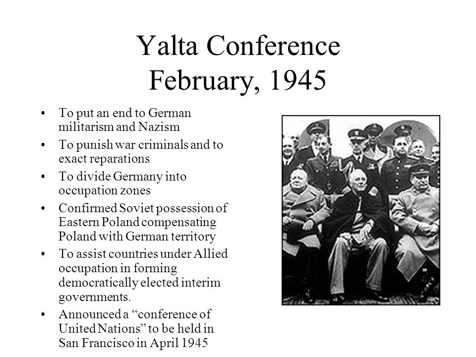 Teheran Conference November, 1943 Stalin, Churchill and Roosevelt met and decided on creating a second front in France to be launched June 1944.
