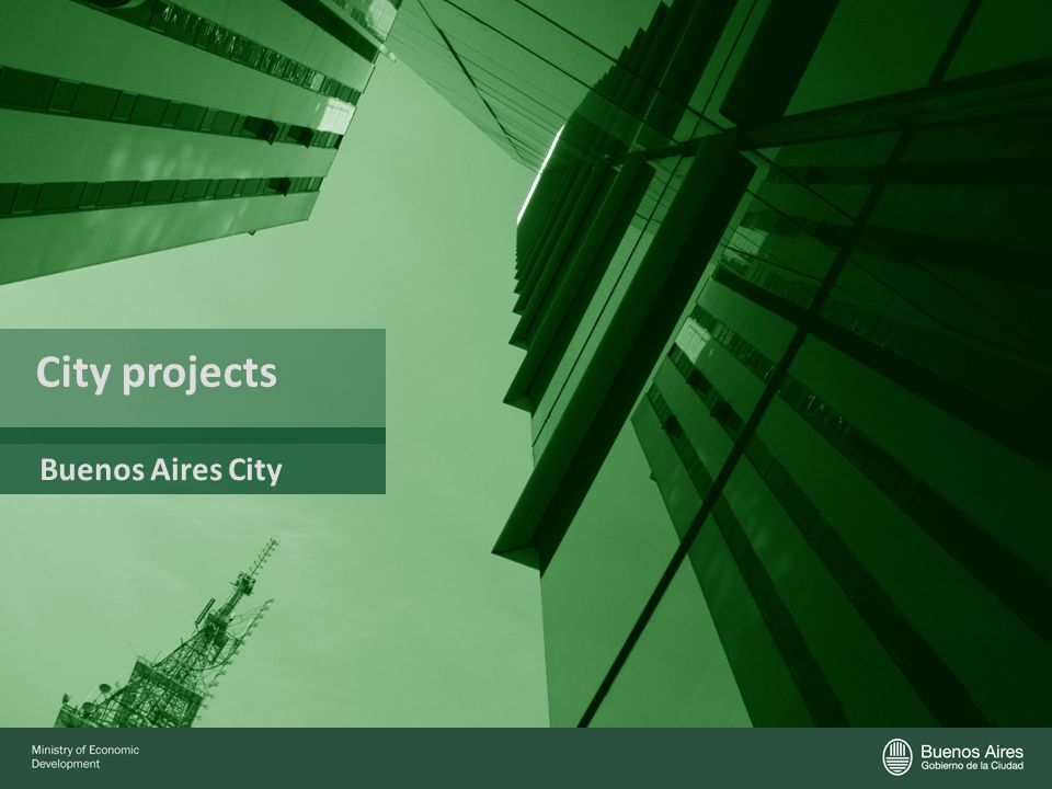 City projects Buenos Aires City