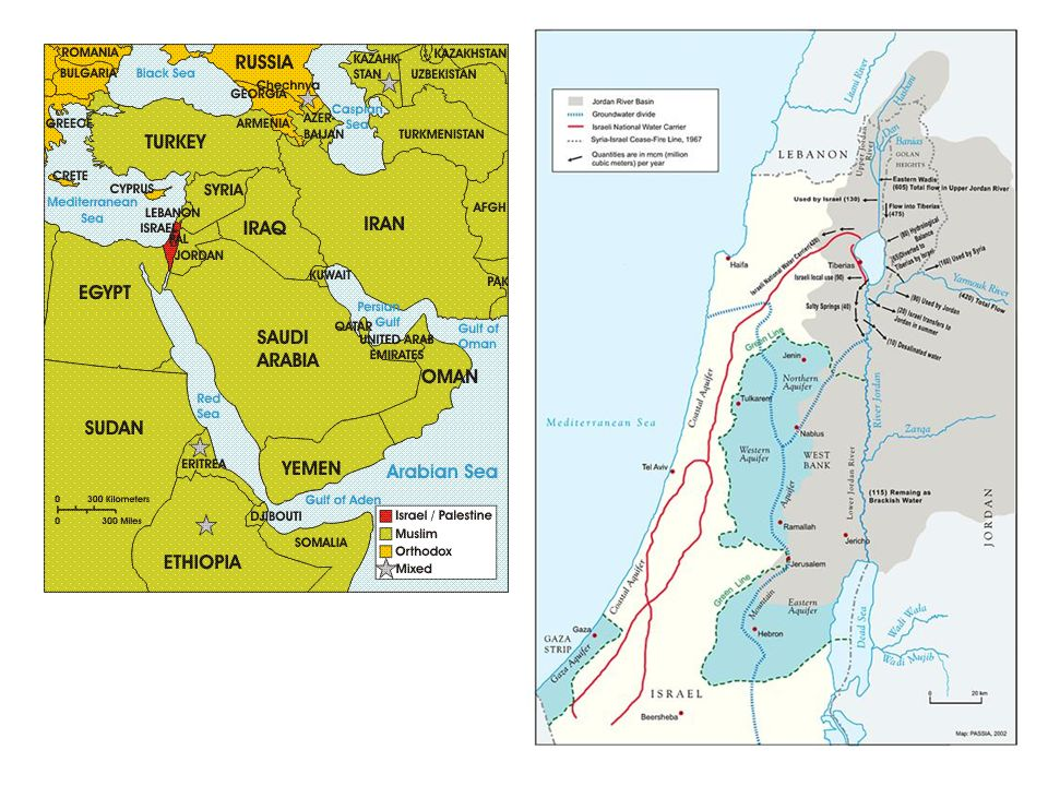 What was the impact of the Oslo accords.
