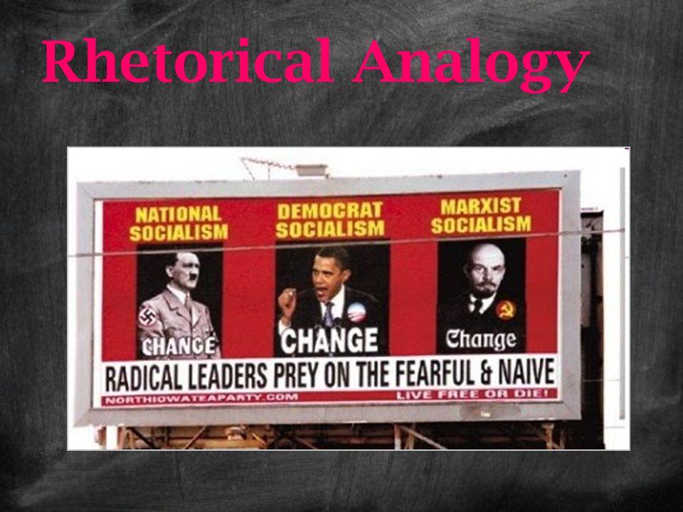 Rhetorical Analogy