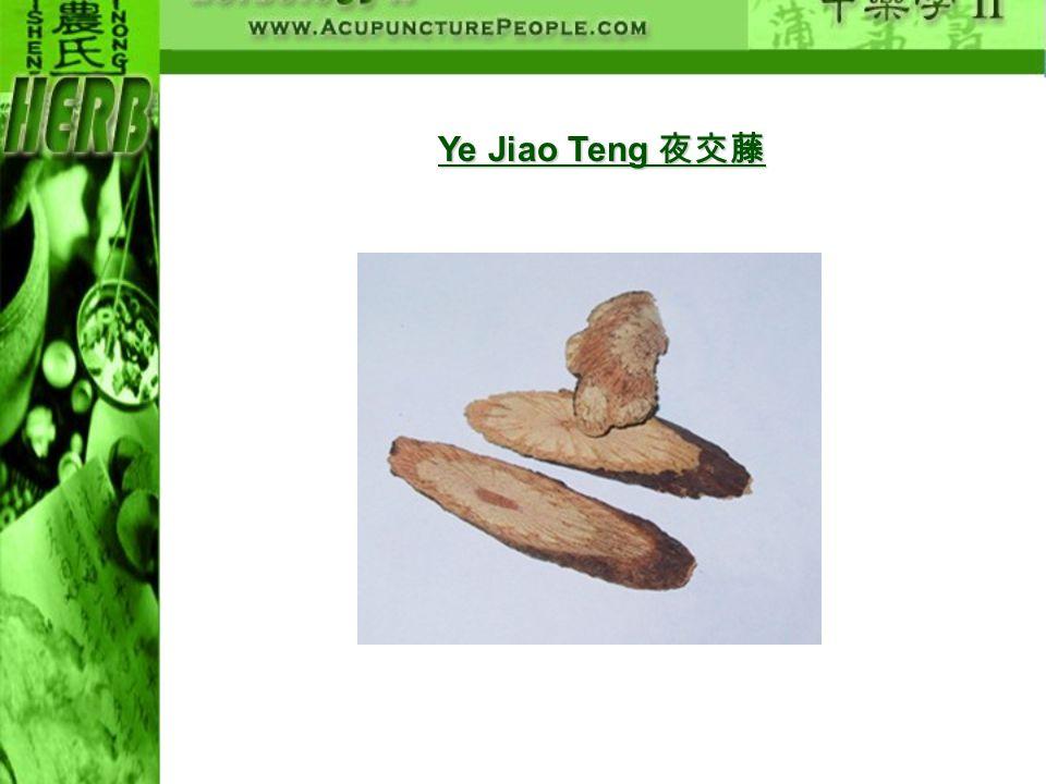 Ye Jiao Teng Ye Jiao Teng