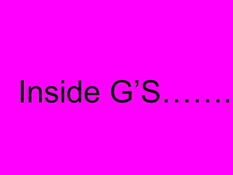 Inside GS……..