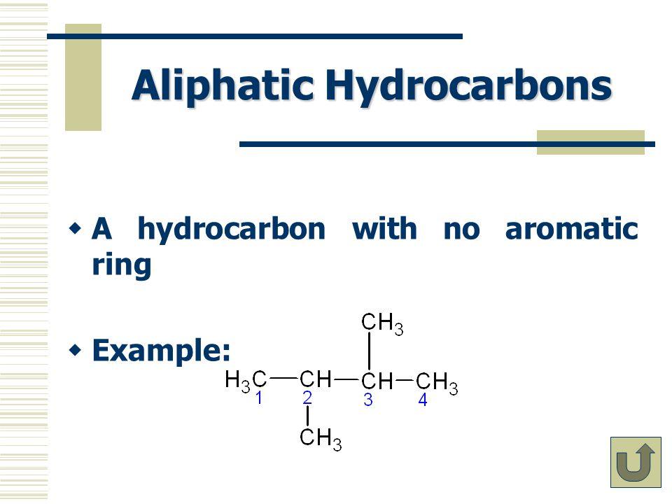 Aldehydes as Flavorings