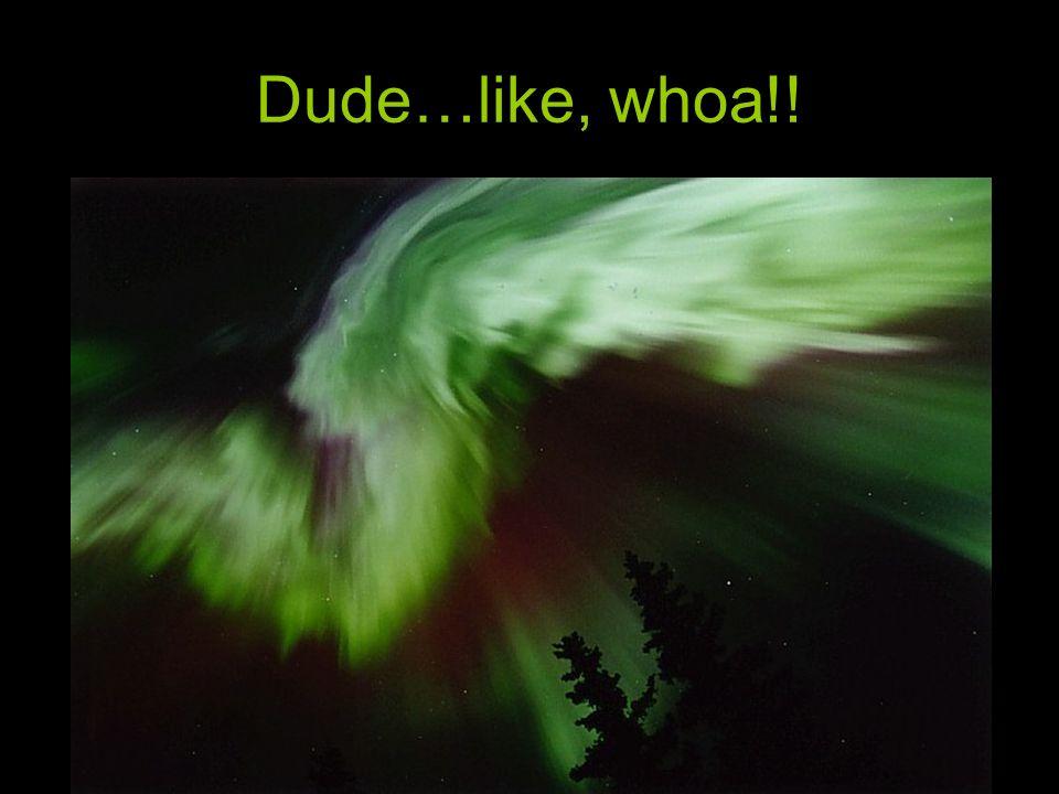 Dude…like, whoa!!